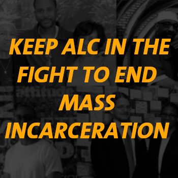 DONATE to keep ALC in the fight