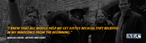 madusa carter banner quote
